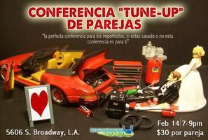 "Conferencia ""TUNE-UP"" de Parejas"