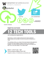 Digital Survival Guide: Twelve Tech Tools with...