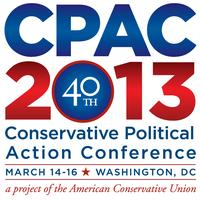 CPAC 2013 Media Credentials - Application