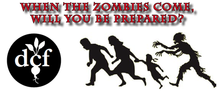 Surviving the Zombie Apocalypse: Foraging and...