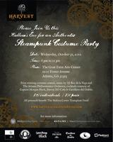 HARVEST | A Night of Steampunk