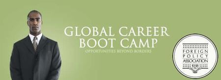 Global Careers Boot Camp