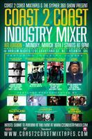 Coast 2 Coast Music Industry Mixer | Atlanta Edition -...