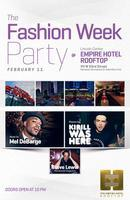 Lincoln Center Fashion Week After party  At The Empire ...