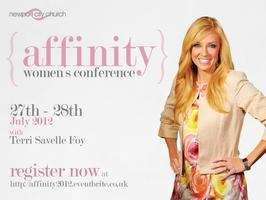 Affinity Women's Conference 2012 - with Terri Savelle-Foy