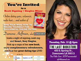 FREE Book Signing and Singles Mixer