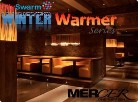 CitySwarm Winter Warmer Series at Mercer 113