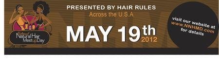 National Natural Hair Meet Up Day presented by Hair...