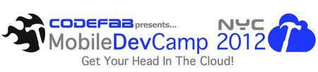 Mobile DevCamp NYC 2012 Sponsorship