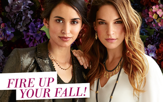 Meet Stella & Dot in Baton Rouge and Fire Up Your Fall...