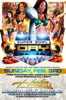SUPER BOWL PARTY  SUNDAY at HARLEM NIGHTS