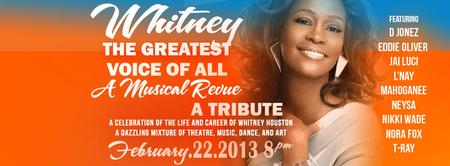 Whitney, the Greatest Voice of All: A Musical Review