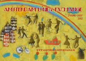 Amsterdam Lindy Exchange 2012