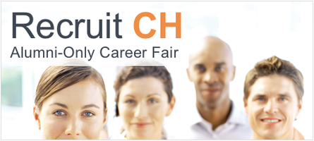 MyWorkster's Recruit Chicago Alumni Only Career Fair