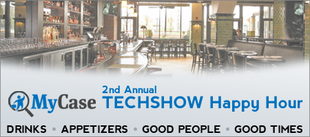 2nd Annual TECHSHOW Happy Hour