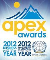 May 21st  - APEX Awards - 2012 Small Business of the...