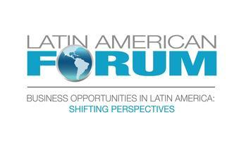 """2012 American Forum """"Business Opportunities in Latin..."""