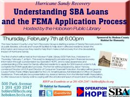 Understanding SBA Loans and the FEMA Application Proces...