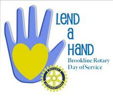 Brookline Rotary's 1st Annual Day of Service