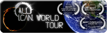 Sherpa Cinema's All.I.Can. World Tour in San Diego