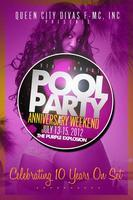 9th Annual Anniversary Pool Party Weekend