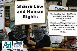 Sharia Law and Human Rights@  Queen Mary University of...