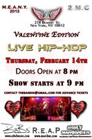 B3B3' R.e.a.P & Highly Inappropriate:  Valentine...