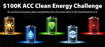 $100K ACC Clean Energy Challenge Finals