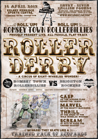 Roller Derby: Romsey Town Rollerbillies Vs Brighton...