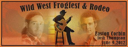 Wild West Frogfest and Rodeo