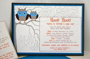 How to make your own Baby Shower Invitation