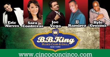 Cinco de Mayo Latin Comedy Revolution featuring JOE...