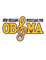 NEW ORLEANS MUSICIANS FOR OBAMA/ A GRASS ROOTS...