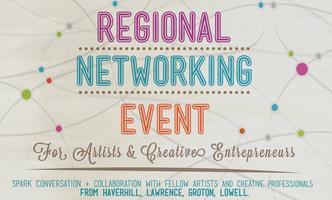 Regional Networking Event for Artists and Creative Entr...