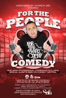 FOR THE PEOPLE COMEDY