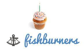 Fishburners Turns One Year Old!