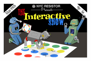 The 3rd Annual NYCR Interactive Show
