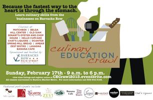 Culinary Education Crawl  (for complete course...