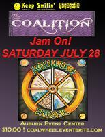 Nor-Cal Jam-On 2012 w/ The Coalition & Achilles Wheel
