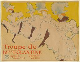 Toulouse-Lautrec: Paris & The Moulin Rouge - National...
