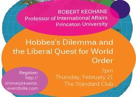 Shimer College welcomes you: Dr. Robert O. Keohane on...