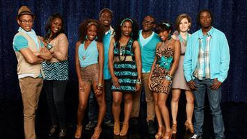 AFRO BLUE: Award-winning jazz and pop a cappella group...