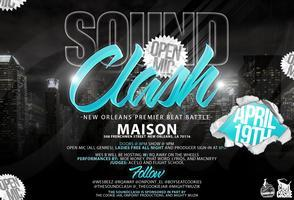 Soundclash: New Orleans Premier Beat Battle, Artist...