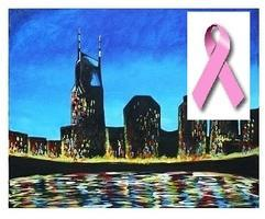 Private Art Event   Paint for the Cure  Breast Cancer F...