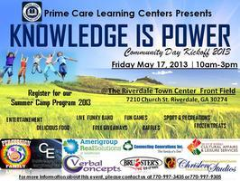 Prime Care Learning Center's Knowledge is Power...