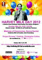 Harvey Milk Day Celebration- San Francisco - Sunday,...