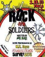 Rock For Soldiers