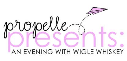 Propelle Presents: An evening at Wigle Whiskey