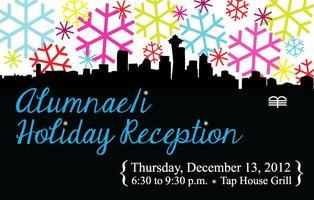 Alumnae/i Holiday Reception 2012