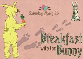 2nd Annual Breakfast with the Bunny
